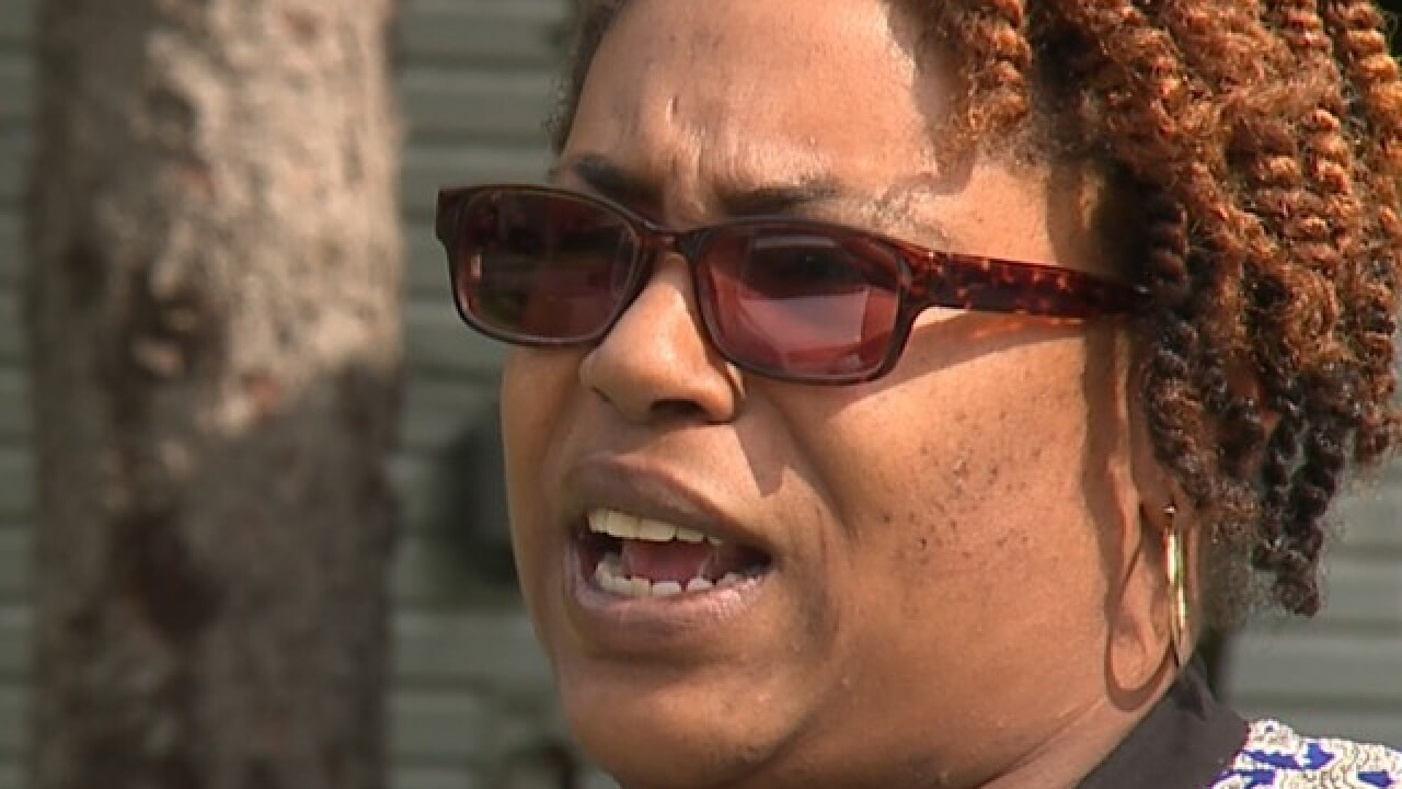 Woman forced to pay another person's water bill