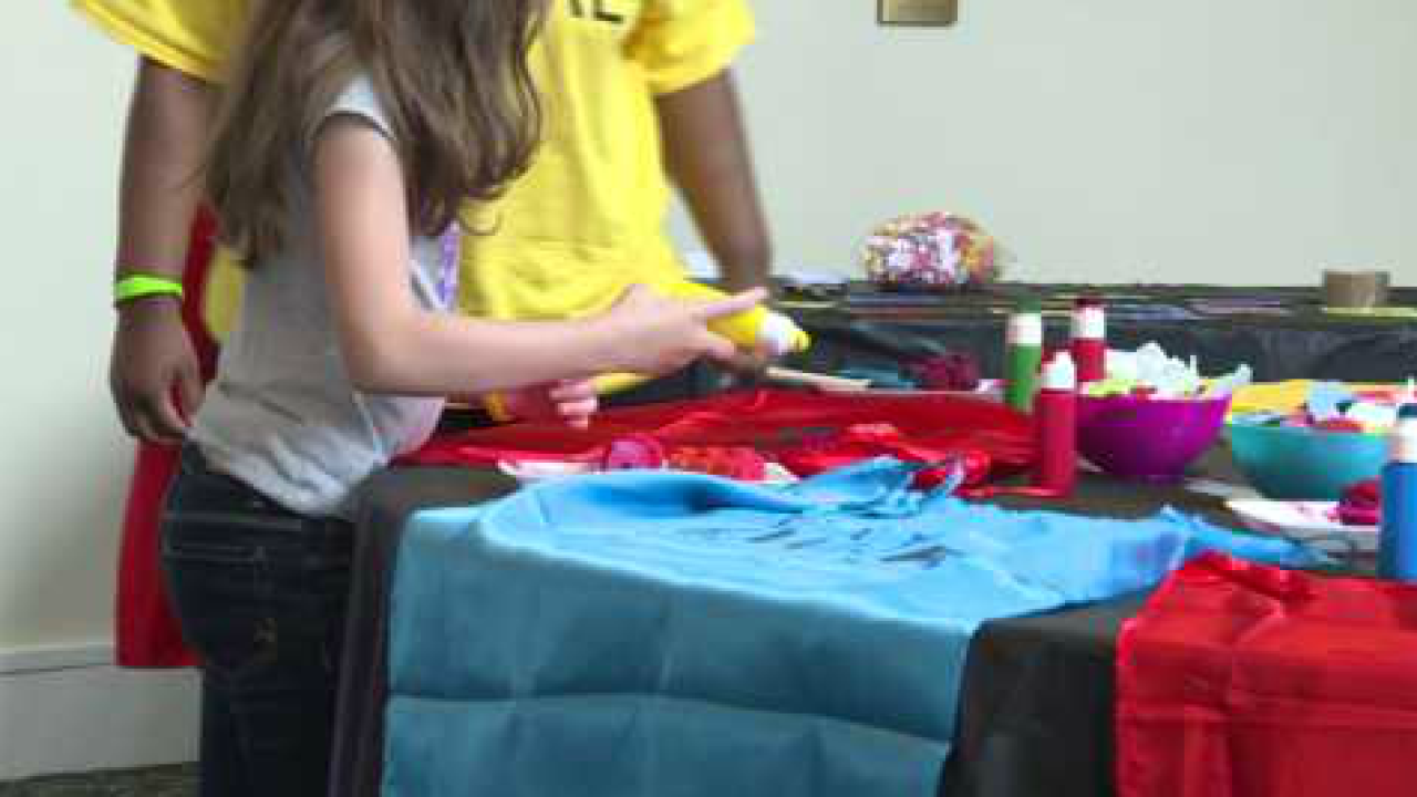 'This is a village effort' local nonprofit raises awareness about fostercare