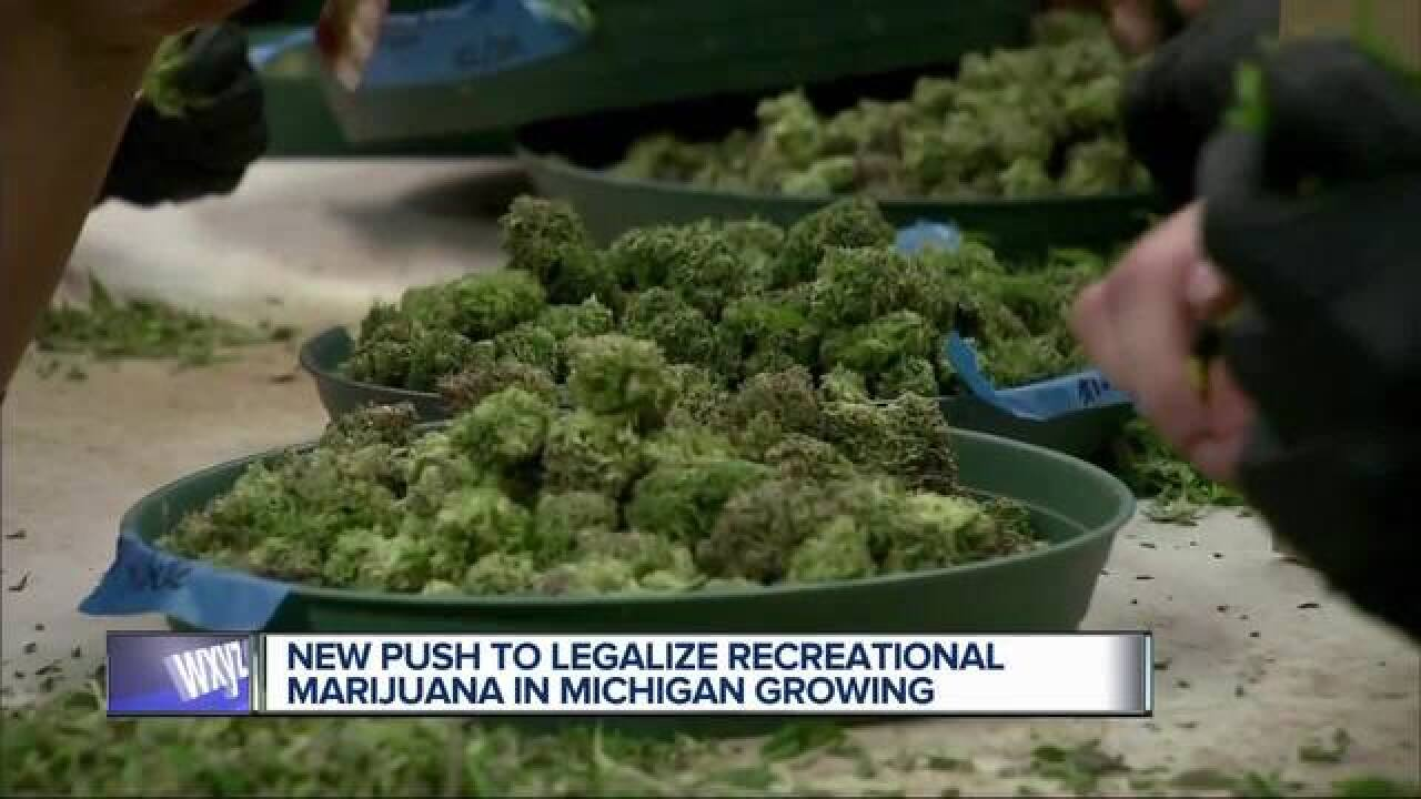 Deadline looms for MI marijuana businesses
