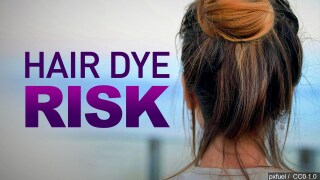 Hair dye Risk