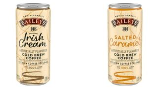 Baileys Now Makes Salted Caramel Cold Brew Coffee In A Can
