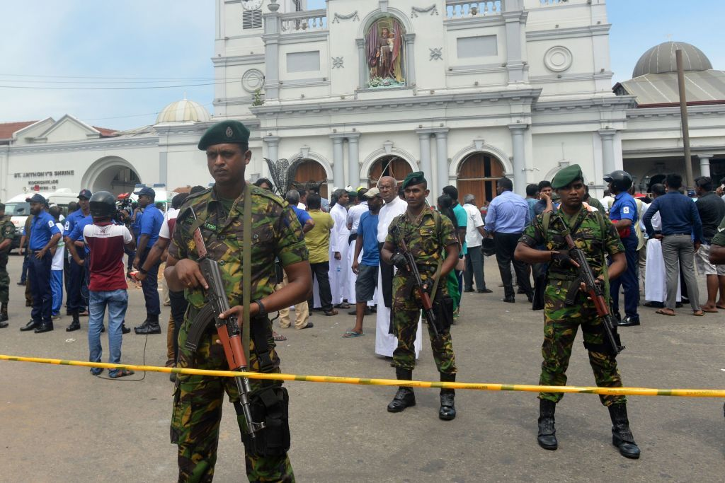 Photos: Tragic Holy Week culminates in Easter Sunday horror
