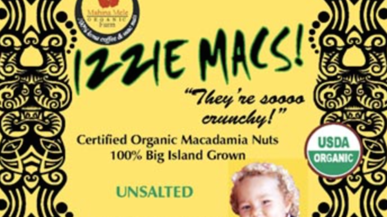 Macadamia nuts recalled for Salmonella
