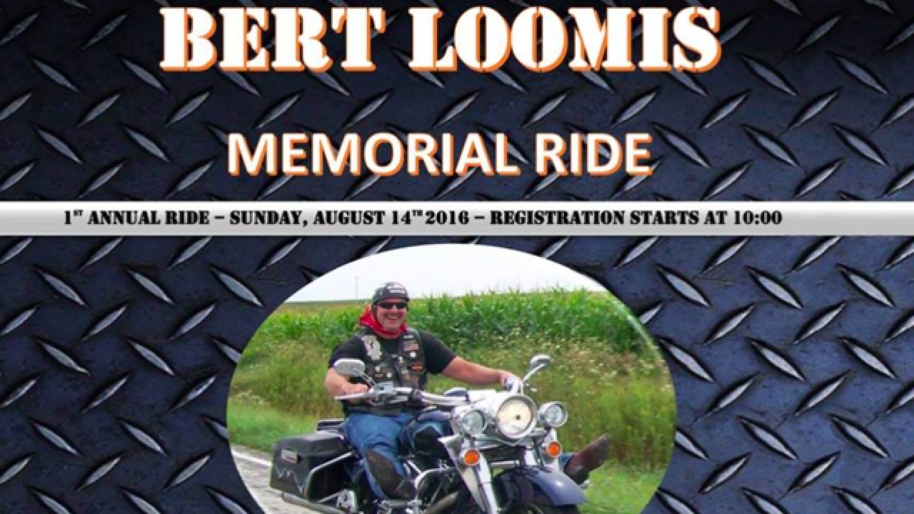 Wixom company hosts charity cruise in honor of man killed in motorcycle crash