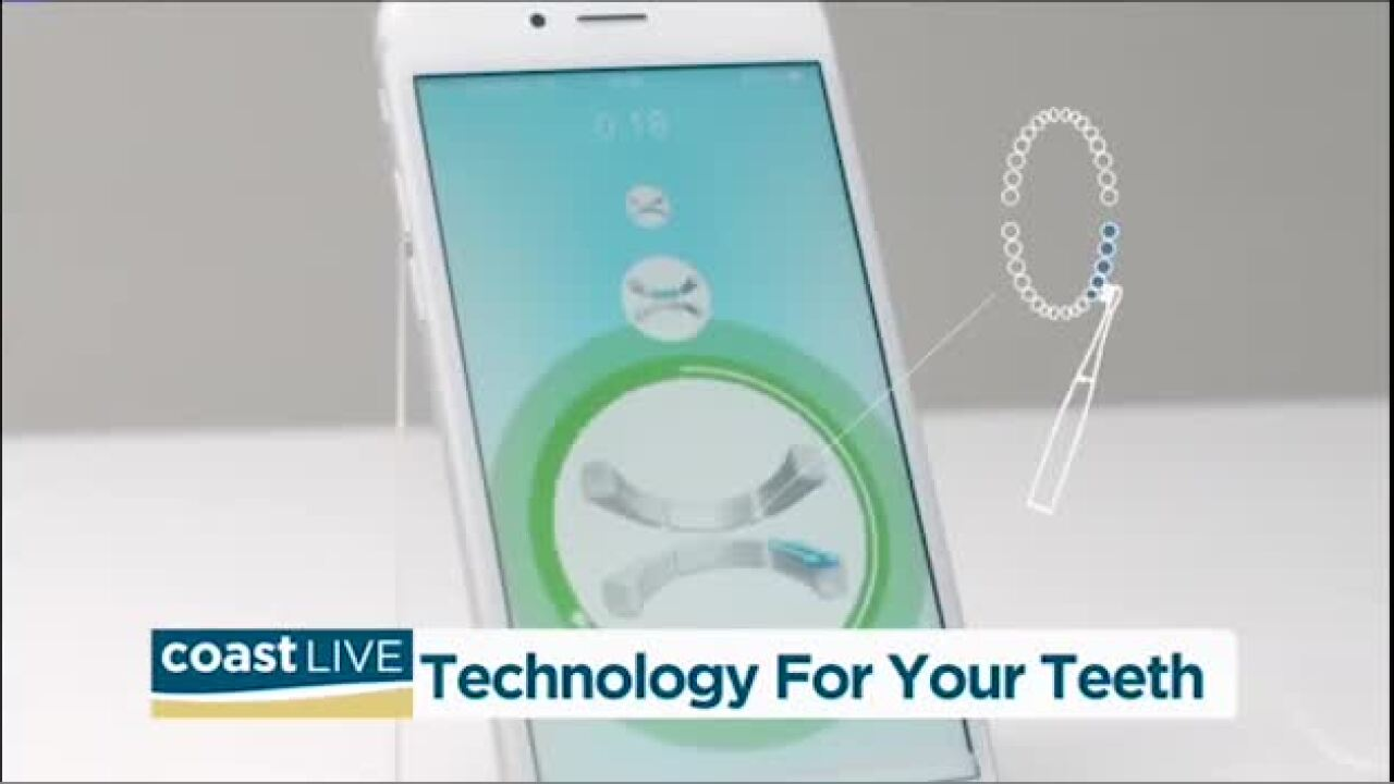 New tech for your teeth on Coast Live