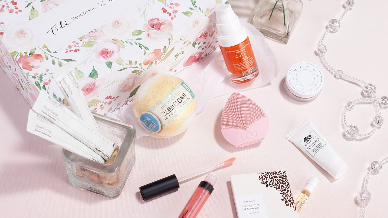 QVC now offers a beauty subscription box, and here's what in the first one