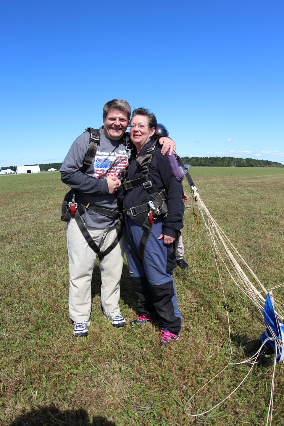 Photos: 'Jumping for a Purpose' skydiving event aims to empower combat woundedveterans