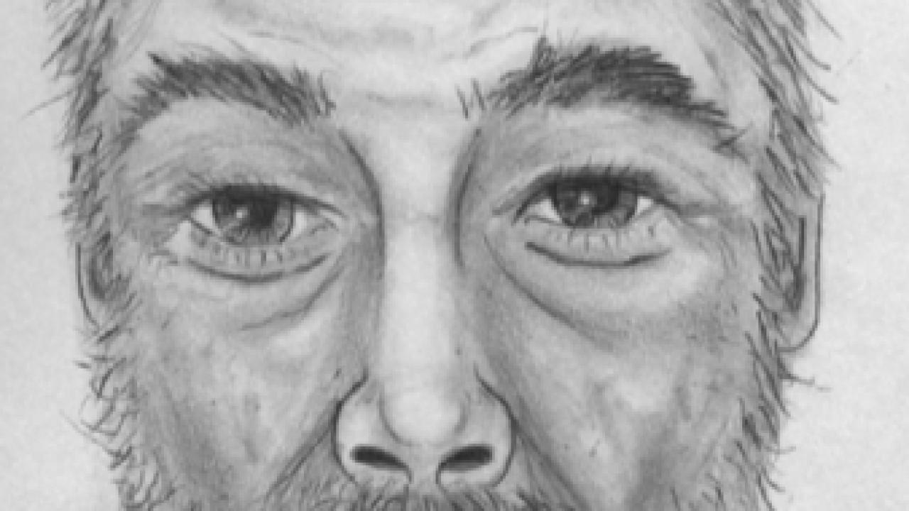 Deputies Release Sketch of Man Found in Ochlockonee River