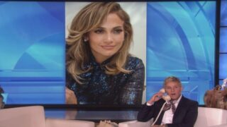 Jennifer Lopez Tried To Prank Call Ellen DeGeneres And It Was Hilarious