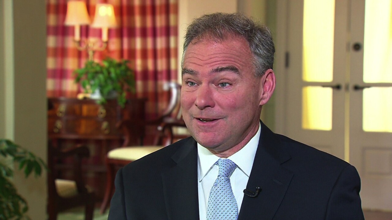 Sen. Kaine: Heroin epidemic came out of the medicinecabinet