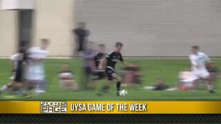 Utah Youth Soccer Association Game of the Week, September10