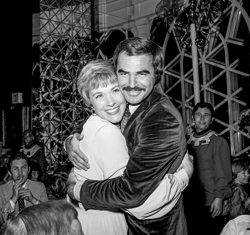PHOTOS: Burt Reynolds in Las Vegas