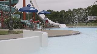 Cincinnati Recreation Center Pool