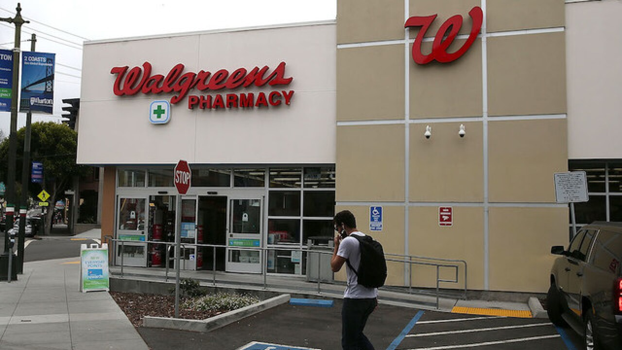 Walgreens to buy nearly half of Rite Aid stores
