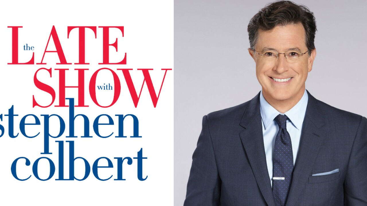Stephen Colbert may go in search of himself on 'Late Show'