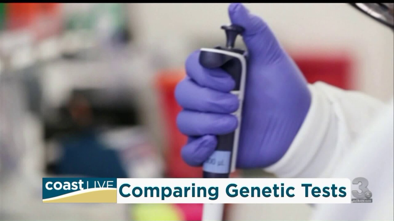 Why not all genetic testing is created equal on Coast Live