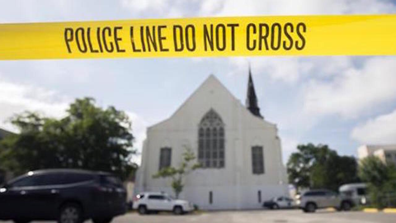 Charleston church shooting victims sue FBI over gun buy
