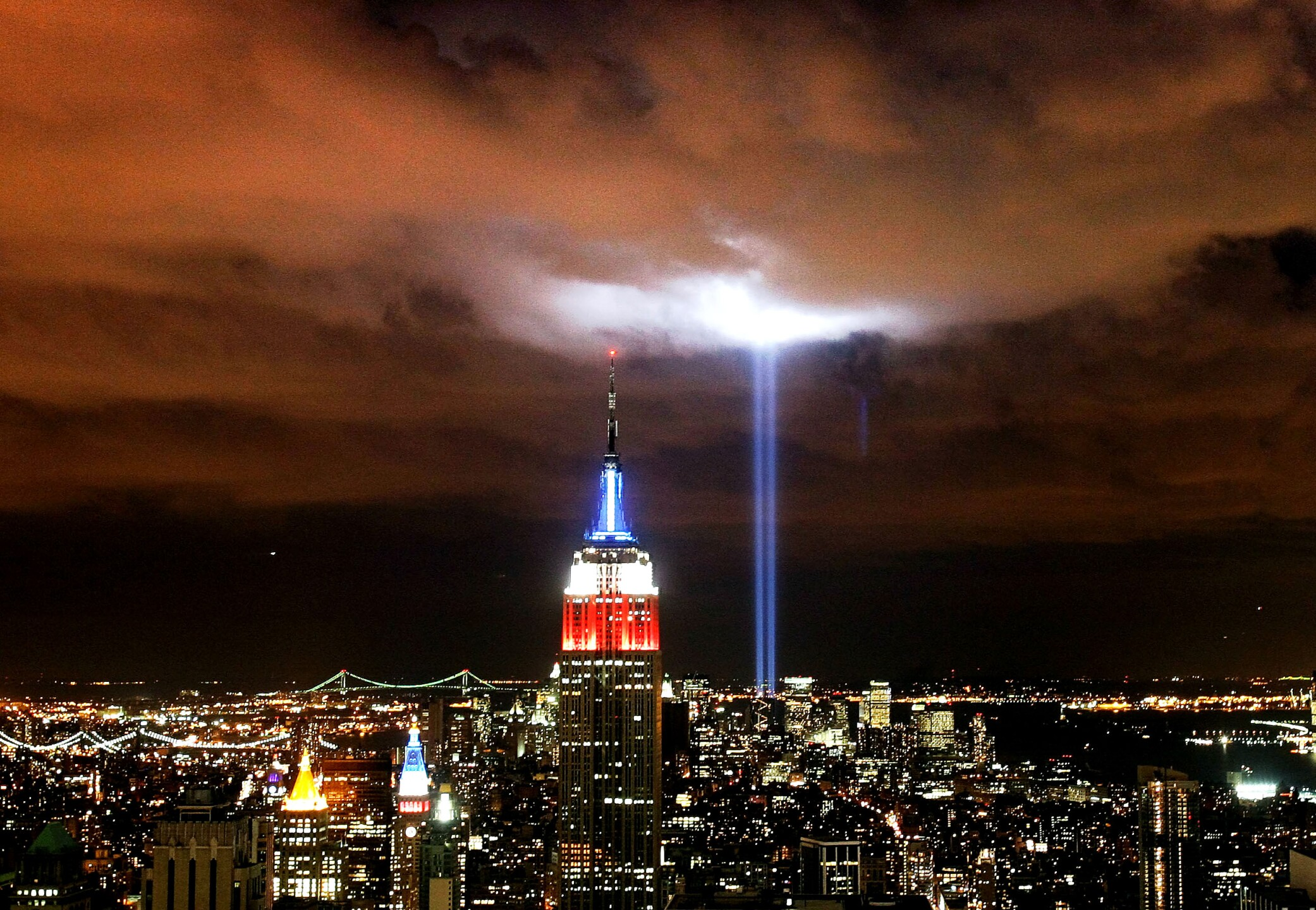 AP A NY USA APTOPIX SEPT 11