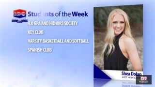 Students of the Week: Shea Dolan and Levi Malcolm of West High School