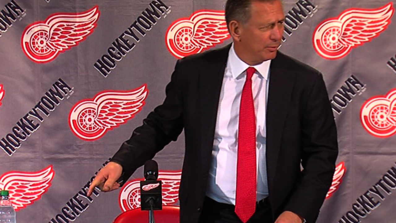 Red Wings expected to bring back GM Ken Holland, report says