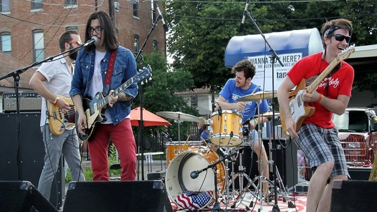 Fountain Square Music Festival set for Oct.