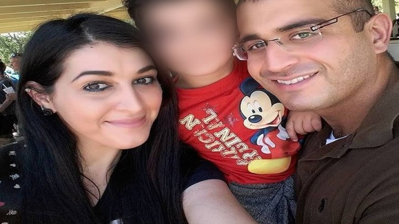 Orlando nightclub gunman's widow to undergo psych evaluation