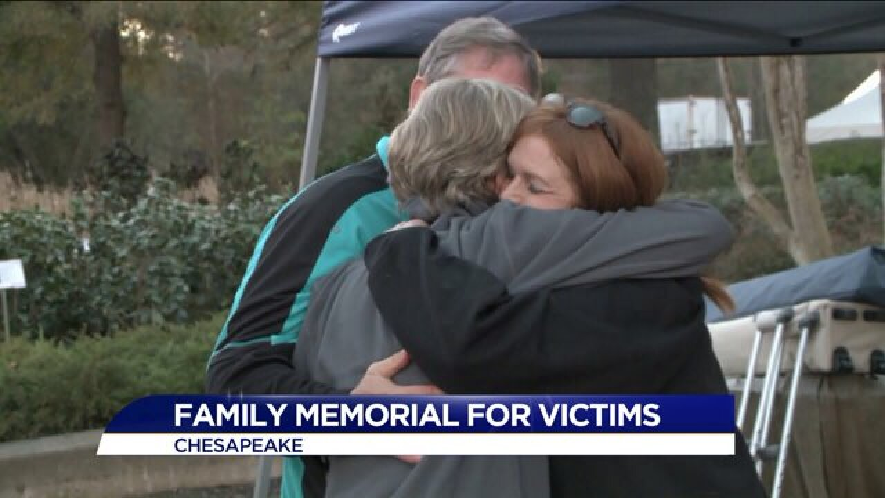 Memorial benefit held for Toothman family