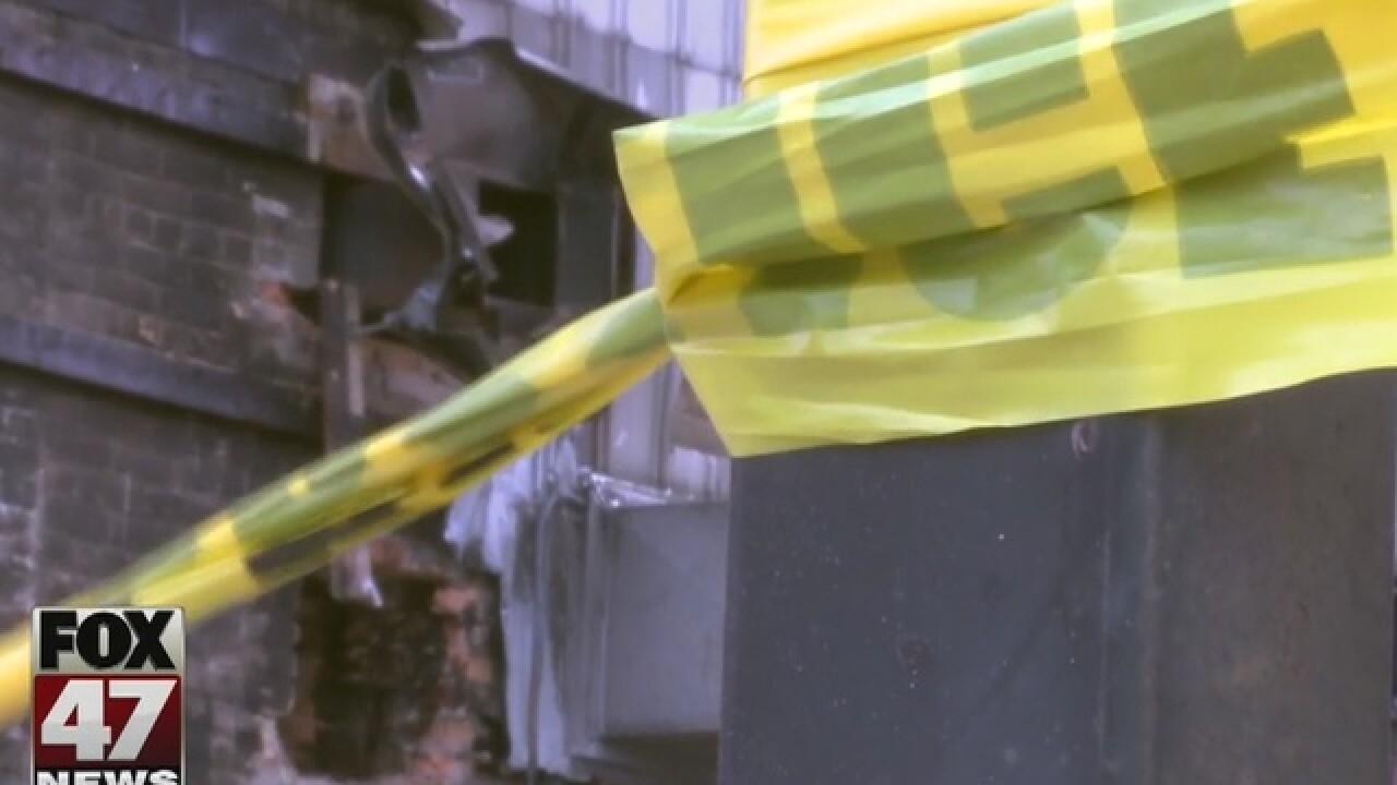 Investigators: Fire at Chase Bar suspicious