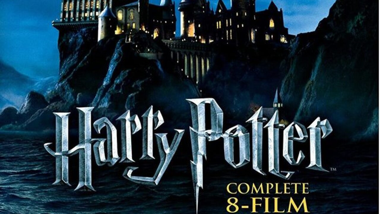 Harry Potter 8-Movie DVD Set Is On Sale For Just $23.99