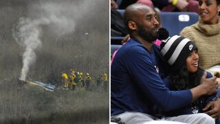 Kobe Bryant and daughter Gianna killed in helicopter crash