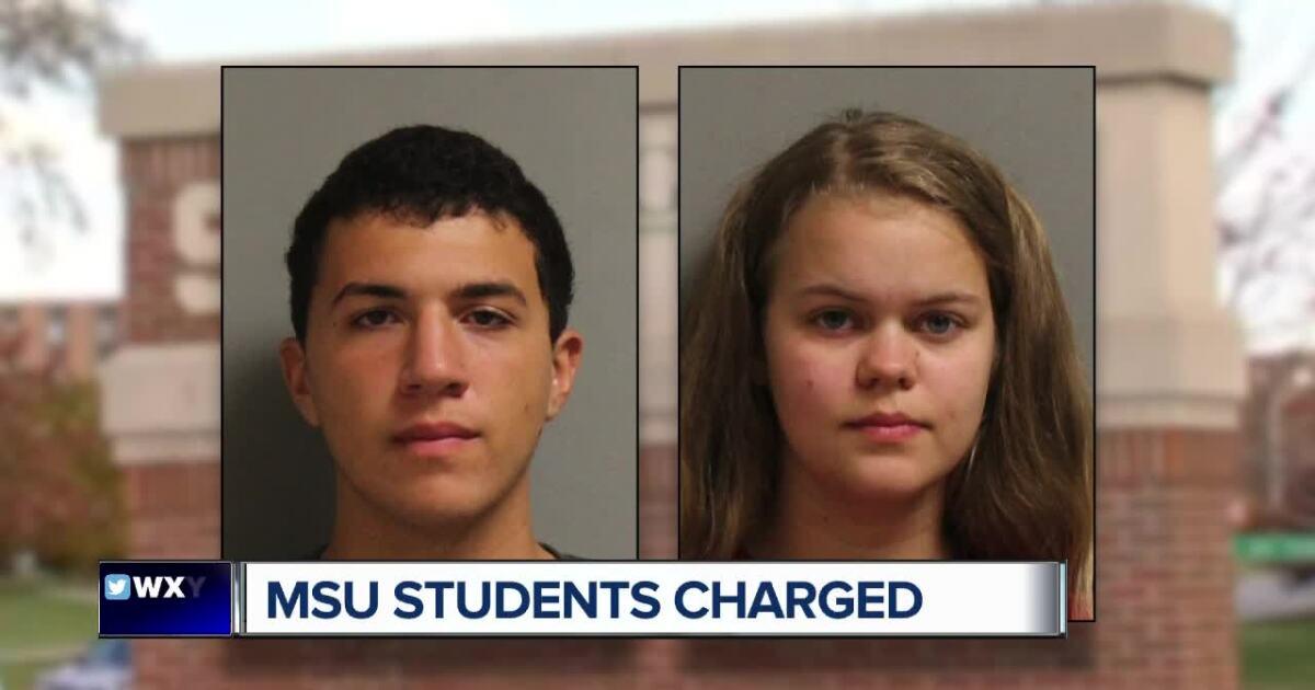 MSU students accused of making false terror threat against president