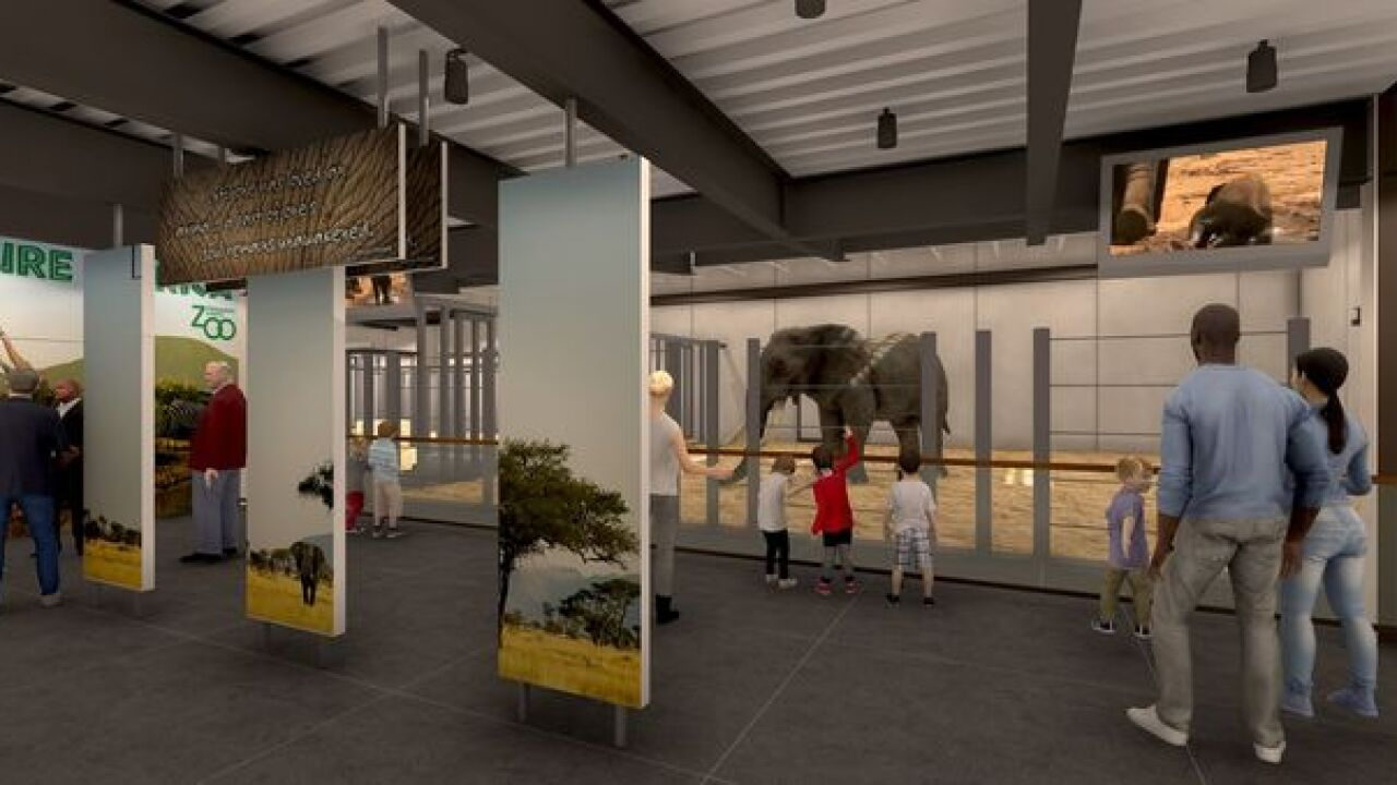 $25M capital campaign brings big changes to Zoo
