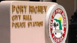 port richey election