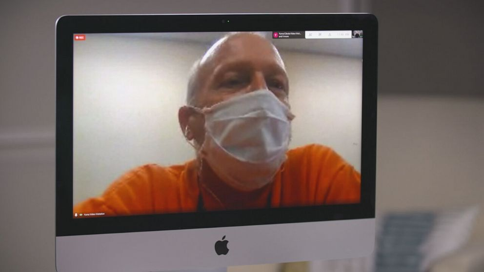 """Scott Falater spoke to """"20/20"""" in an exclusive video interview from the Yuma Prison Complex."""