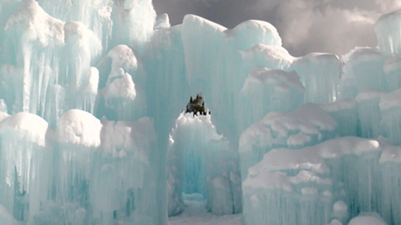 Ice castles returning to Dillon this winter; expected to open in December
