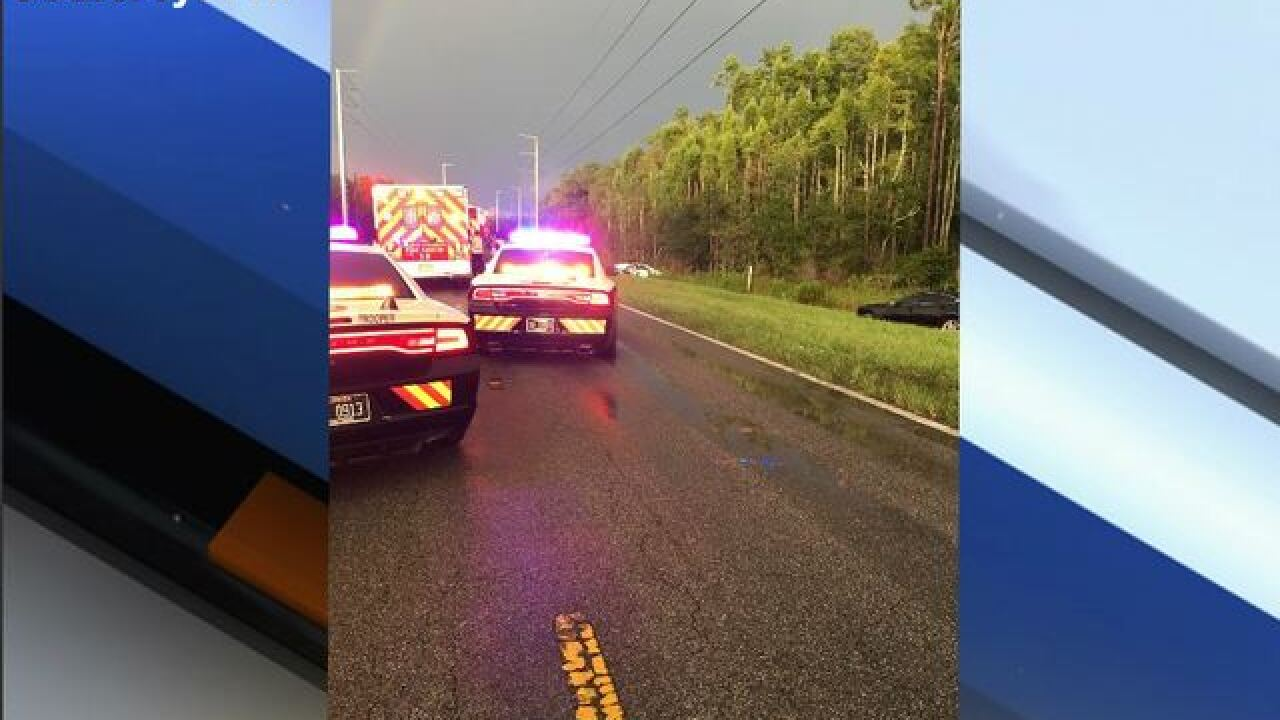 Fatal accident in Zephyrhills closes CR 54