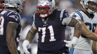 Lions agree to two-year, $8 million deal with DT Danny Shelton
