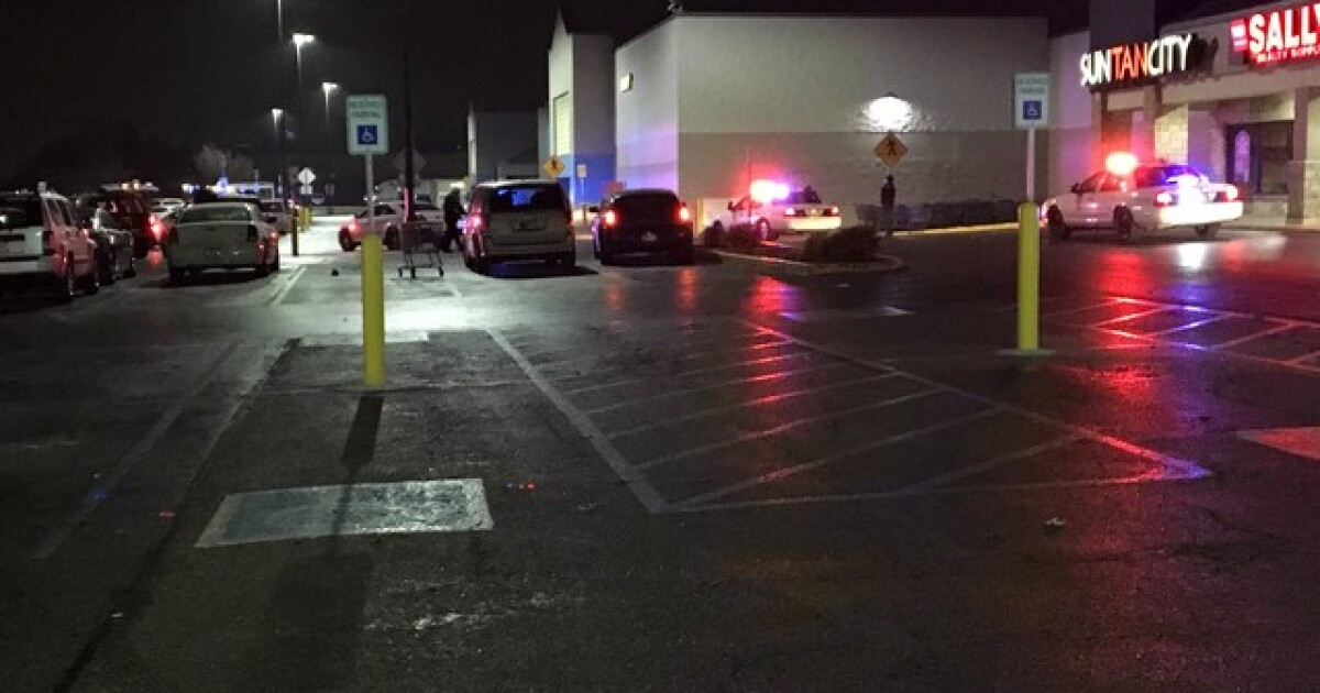 Person Shot In Indianapolis Walmart Parking Lot