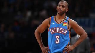 Paul, Gilgeous-Alexander lead Thunder past Pistons