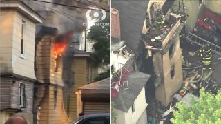 7 injured in Queens house fire in Corona