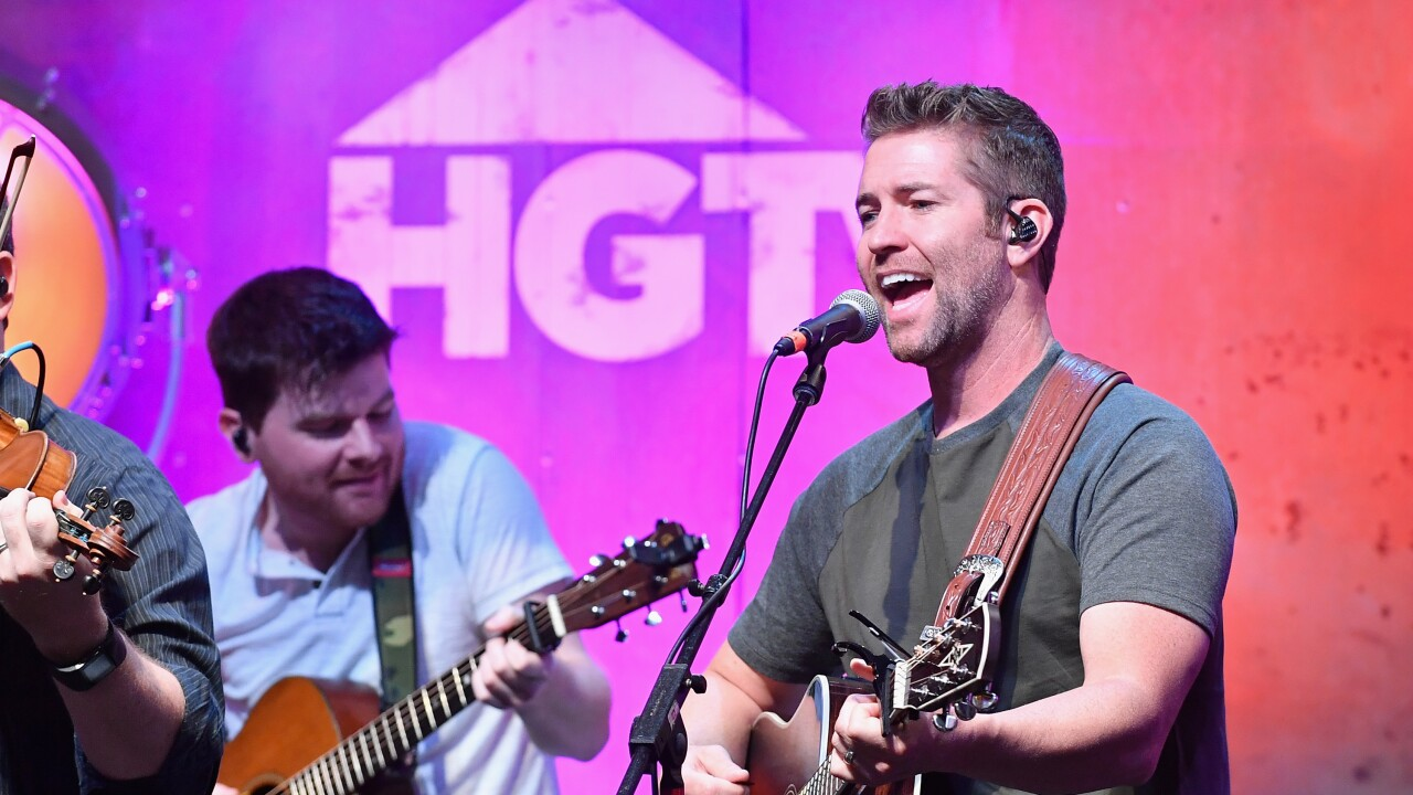 Josh Turner coming to the ABC on Feb. 14