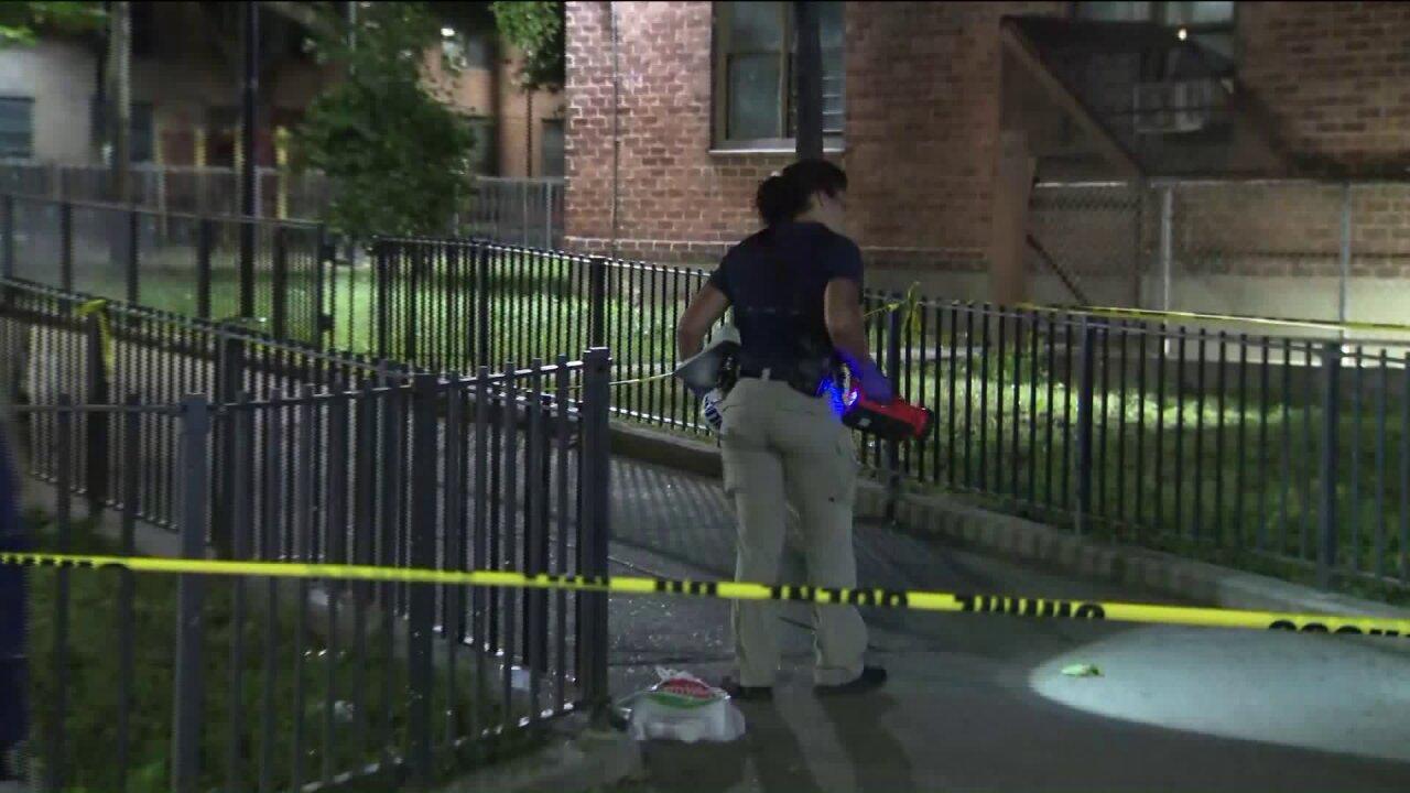 17-year-old boy shot in head in East Harlem