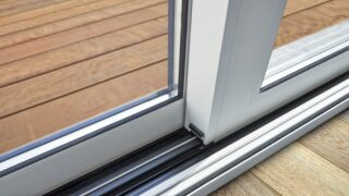 How To Clean Your Sliding Door Track