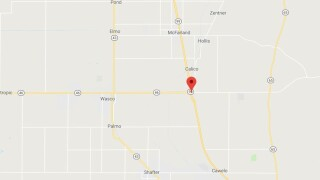 State Route 99 closed Sunday night in Kern County for replacement of power lines