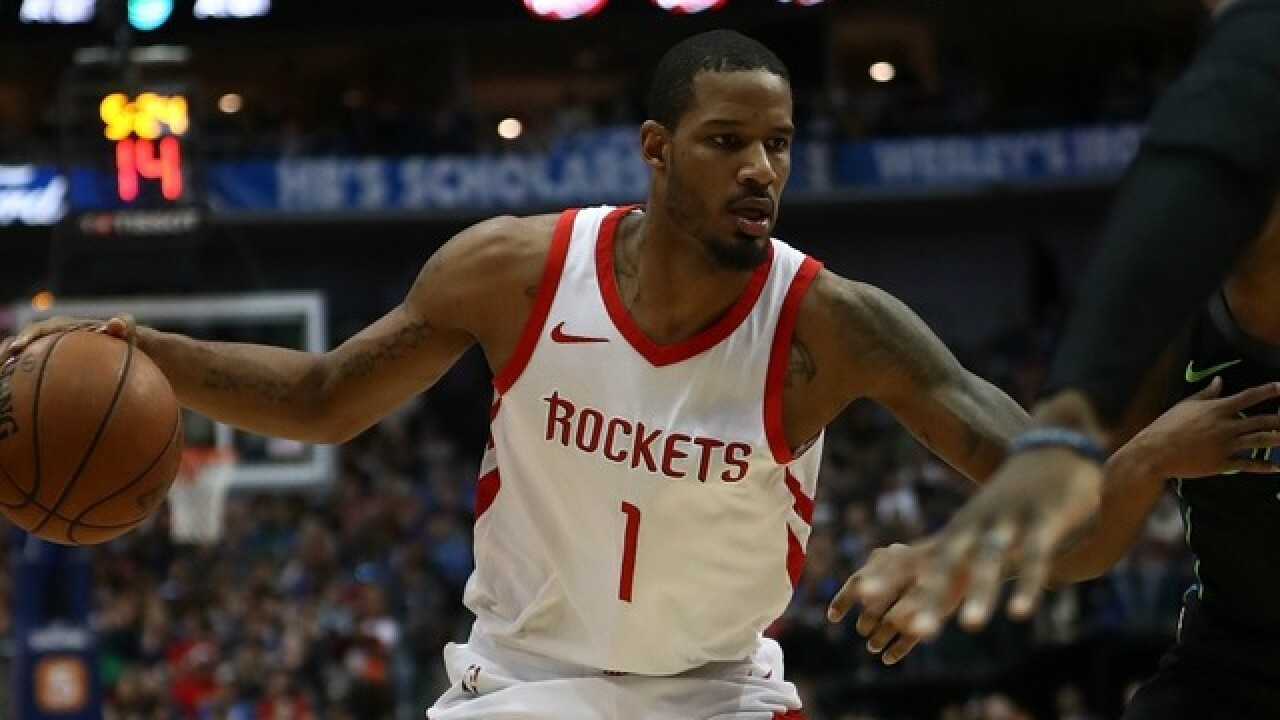 Report: Suns agree to deal with Rockets forward Trevor Ariza