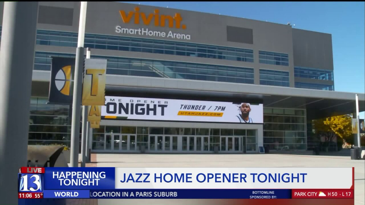 Utah Jazz to make 'major announcement'; could NBA All-Star Game return to Salt Lake City?