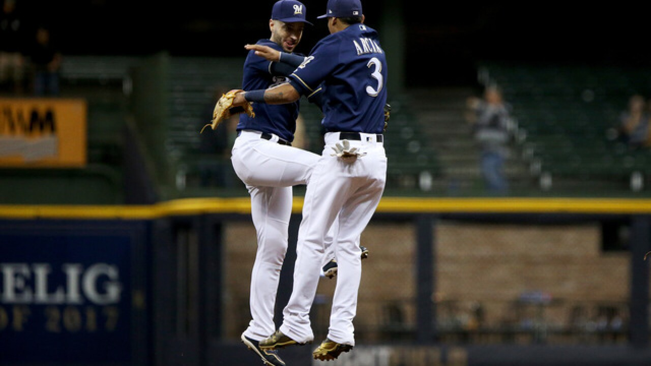 Milwaukee Brewers beat Cole, Pirates 5-2