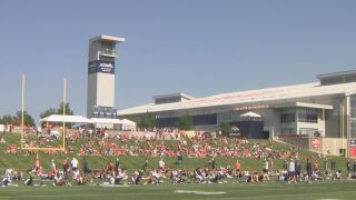 Broncos kick off Day 1 of 2021 training camp
