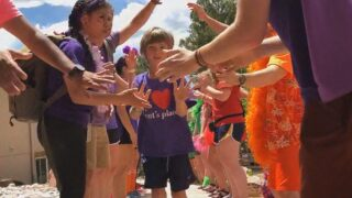 Camp volunteers ready to welcome children battling pediatric cancer