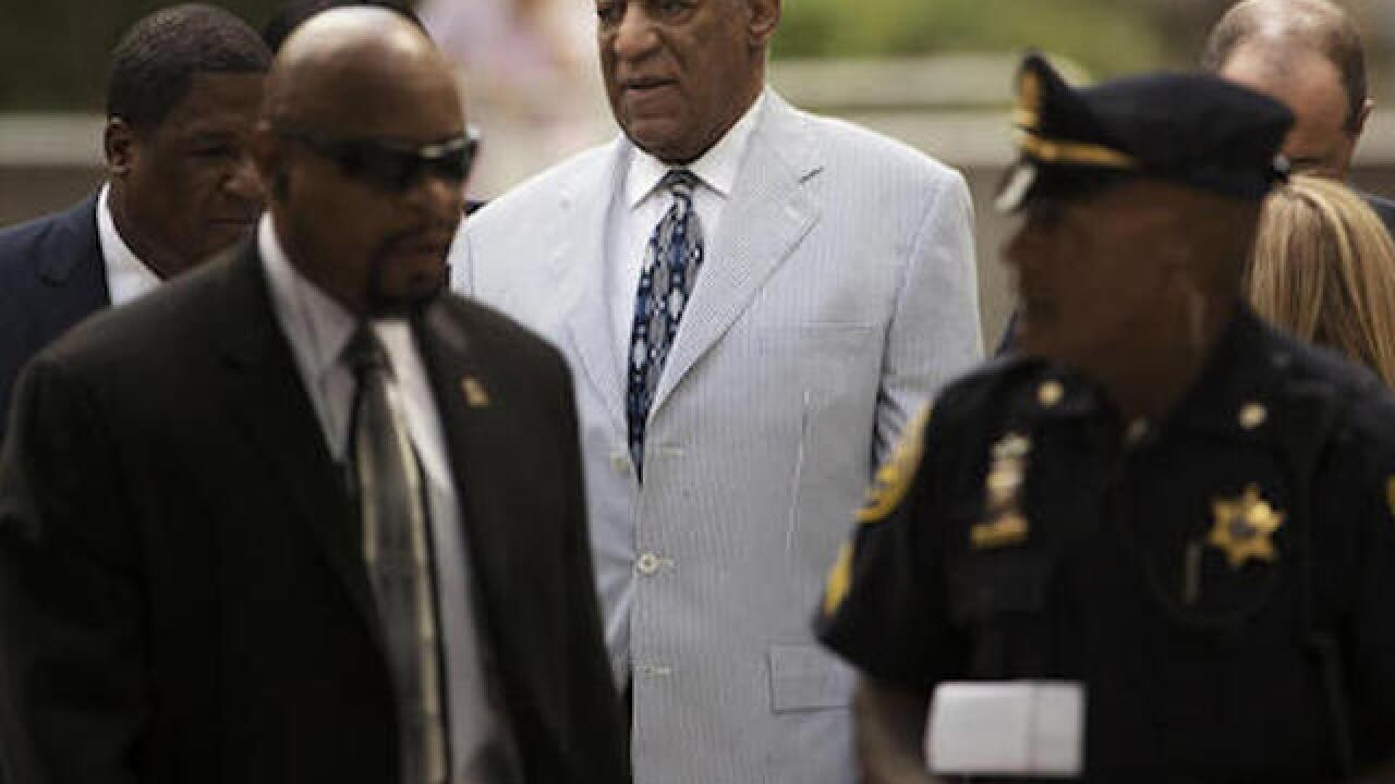 Bill Cosby faces judge on sexual assault charge; judge claims Cosby is now blind